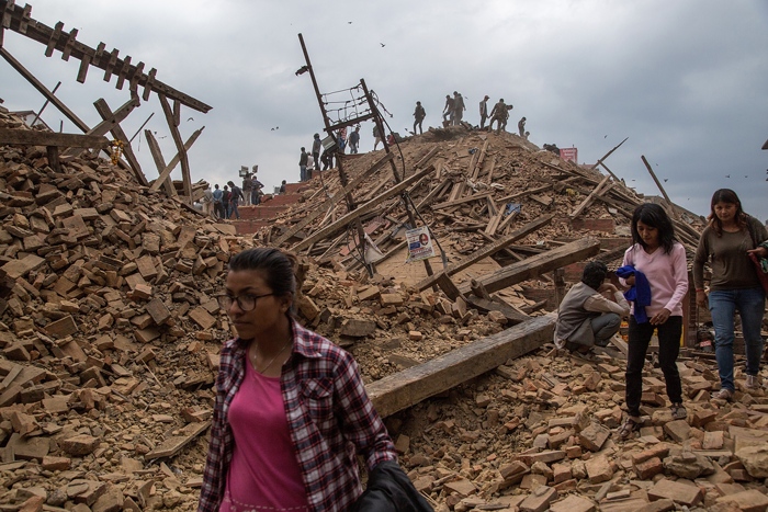 Jewish Federations and the Joint Distribution Committee Send Ongoing Aid to Nepal