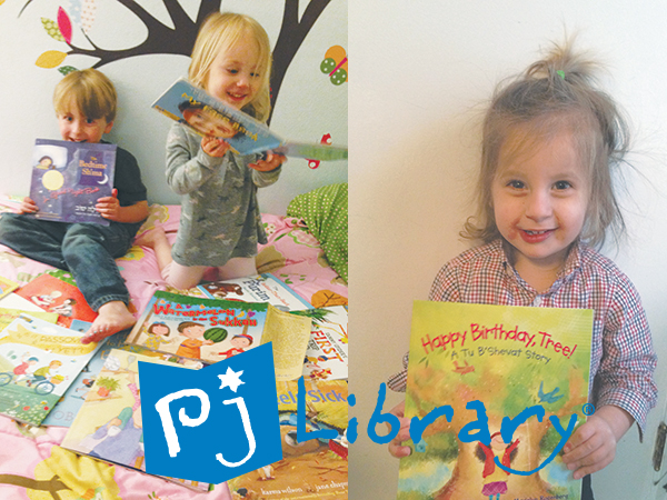 Diving into a World of Jewish Reading with PJ Library