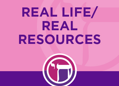 Real Life/Real Resources