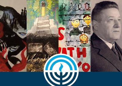 Holocaust Art & Writing Contest