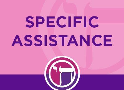 Specific Assistance
