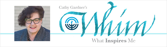 Cathy's WHIM – Where there is life, there is hope
