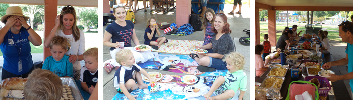 Shabbat in the Park with PJ Library