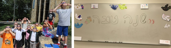 Hillel Academy Ensures Jewish Learning and Provides Global Connections through Israeli Twinning Program