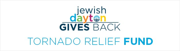 Jewish Dayton Gives Back: Tornado Relief Fund